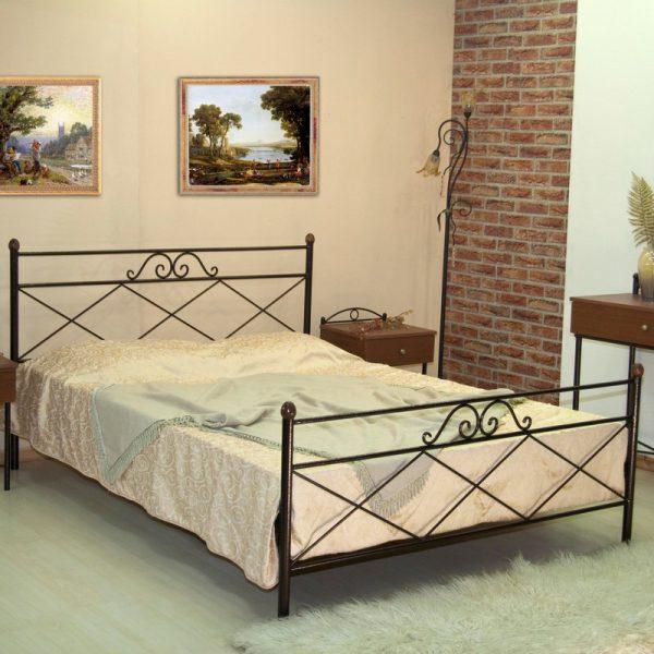 krevati metalliko Sara 119 (1)
