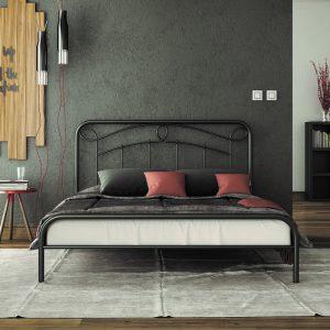 metal bed elina