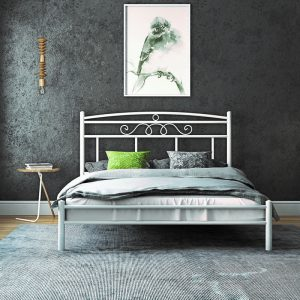 metal bed isabella